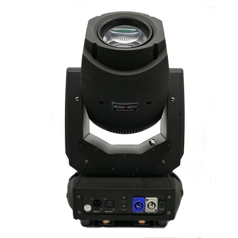 Newest 200W LED BEAM Moving Head Light Beam/gobo 2in 1 Stage Lighting DJ DISCO Heads Moving Head Lights