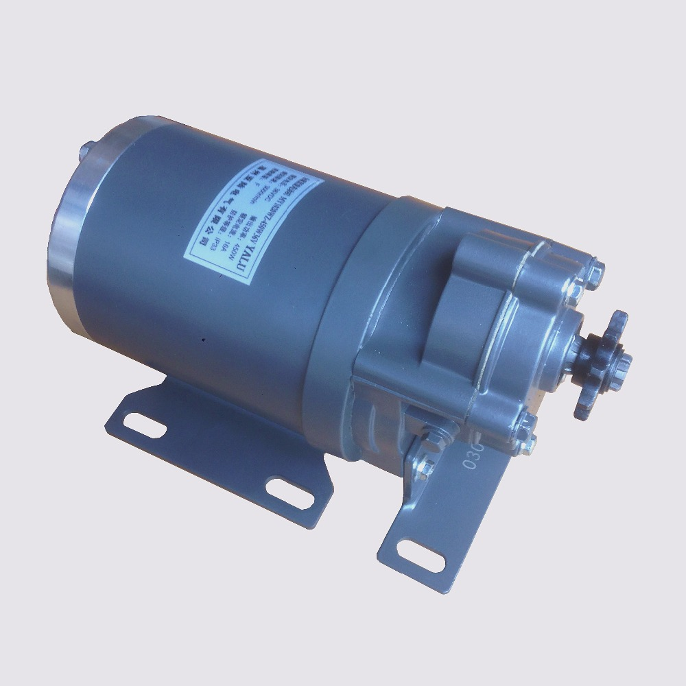 Light and medium electric tricycle brushed DC enhanced motor MY1020WZ 450W36/48V small and medium sized electric tricycle