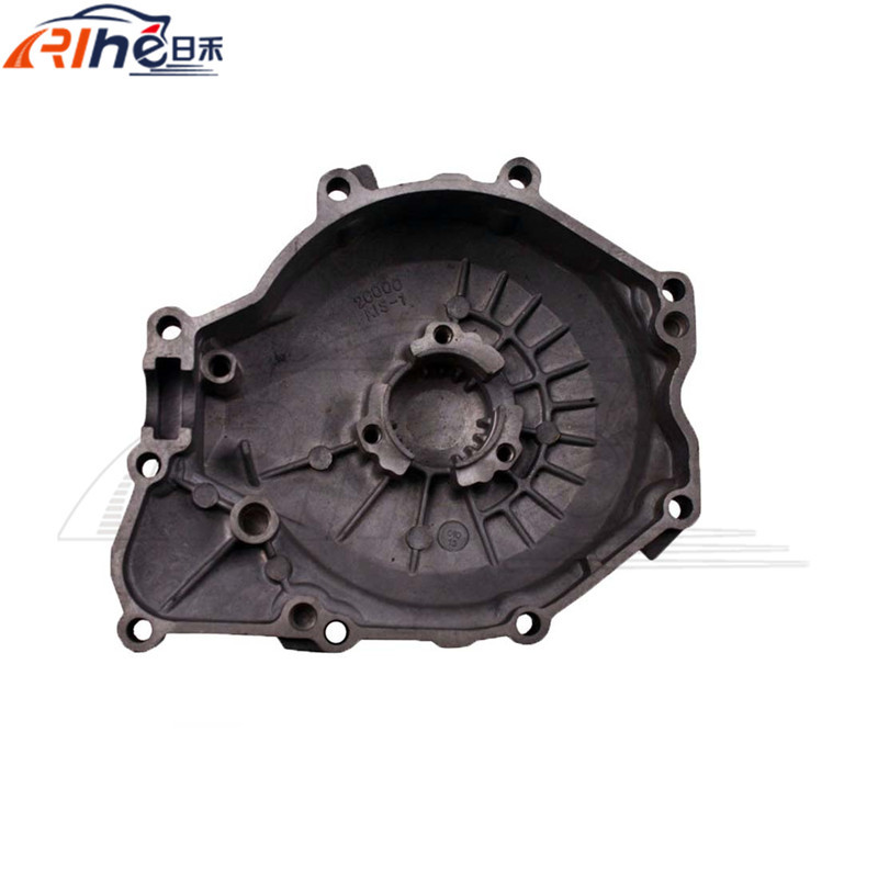 new motorcycle accessories aluminum engine stator crank case cover black left engine stator cover for YAMAHA YZF R6 2006-2011