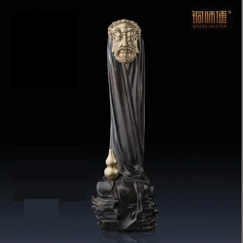 Brass Master Antique Damours meditation Statue Global Limited Edition Home Copper Craft Buddhism Figurine Art Collection GiftBrass Master Antique Damours meditation Statue Global Limited Edition Home Copper Craft Buddhism Figurine Art Collection Gift