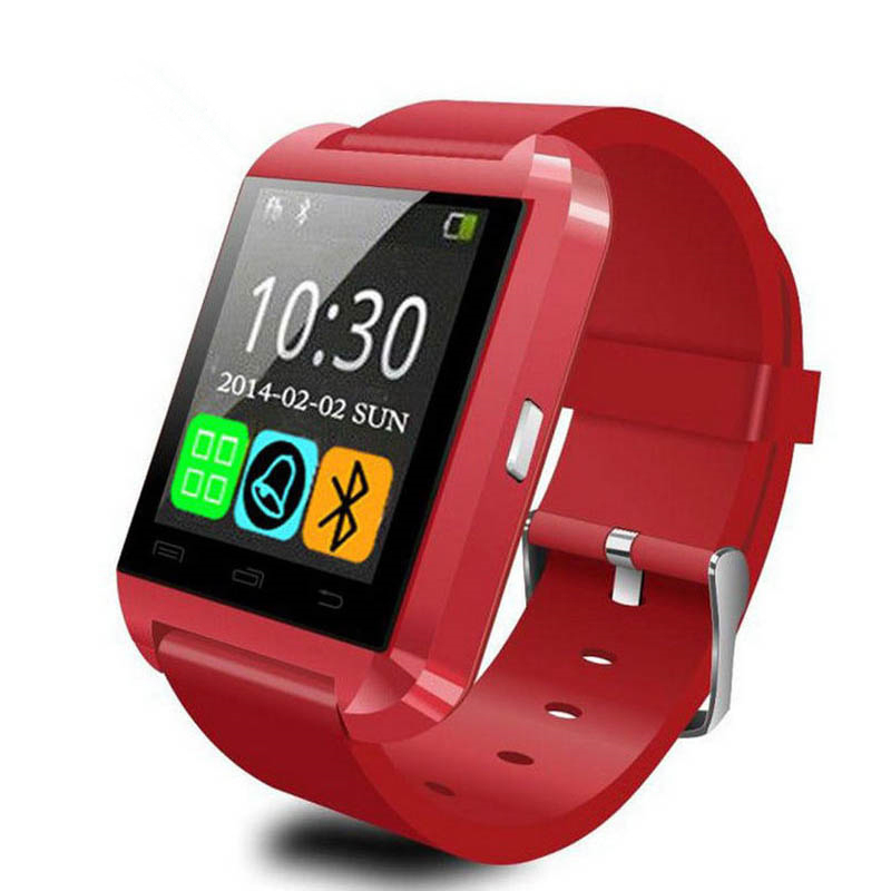 Bluetooth Smart Watch U80 para iPhone IOS Android Smart Phone Wear - Relojes para hombres - foto 3