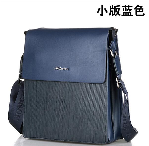 bleu dans sacs messager couleurs bandoulière de mode 3 sac en hommes dashan nouveau marque hk homme cuir homme sacs patchwork hasp pu occasionnel 2016 de 4HxqSHwA