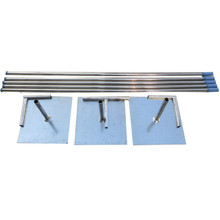 3MX6M / 4Mx4M Wedding Event&Party Decoration Steel Pipe Backdrop Stand for Party Backdrops Rod Pipes