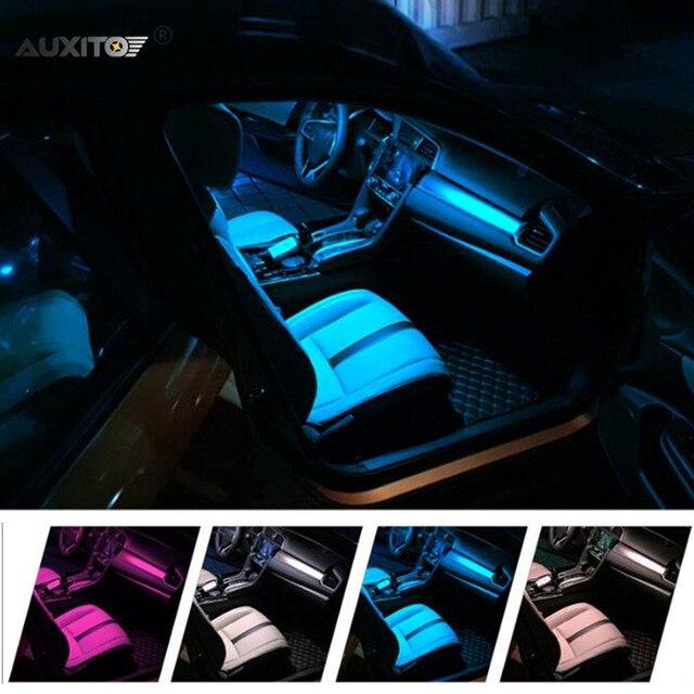 2x Auto Led leuchte birnen Festoon C5W 5050SMD 12 V Fernbedienung ...