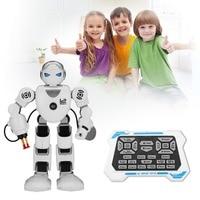 K1 Intelligent Alpha Robot Smart Programming Humanoid Robots Toys Demo Singing Dancing Kids Educational Christmas New Year Gift