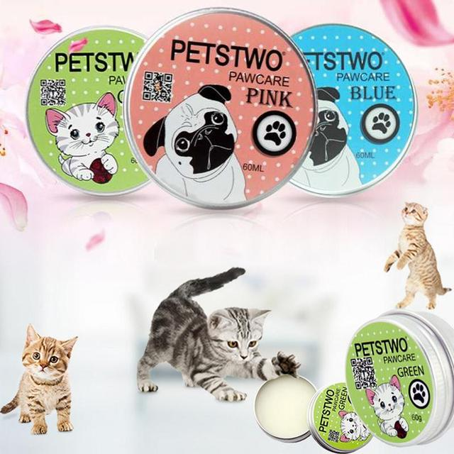 Pet Paw Care Creams Puppy Dog Cat Paw Care Cream Moisturizing Protection Forefoot Toe Health Pet Products Cute pet body care 5