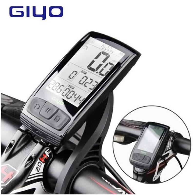 Sans fil Bluetooth4.0 Ordinateur De Vélo Support de Bâti De Vélos Compteur De Vitesse Vitesse/Cadence Capteur Étanche Vélo Ordinateur De Vélo