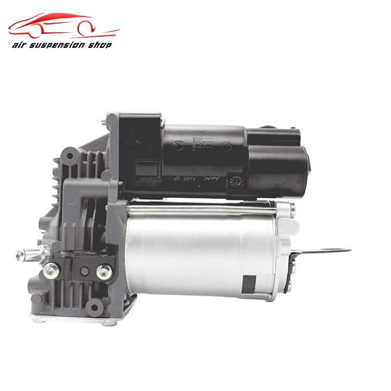 For Mercedes benz W221 CL216 Air compressor Spare Parts Air Ride pump 2213200704 2213201604 2213201704
