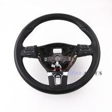Многофункциональное Рулевое Колесо с Насадкой для VW Golf MK6 EOS Jetta MK6 Tiguan CC 3C8 419 091 16D 419 091 E74 1Q0 419 091