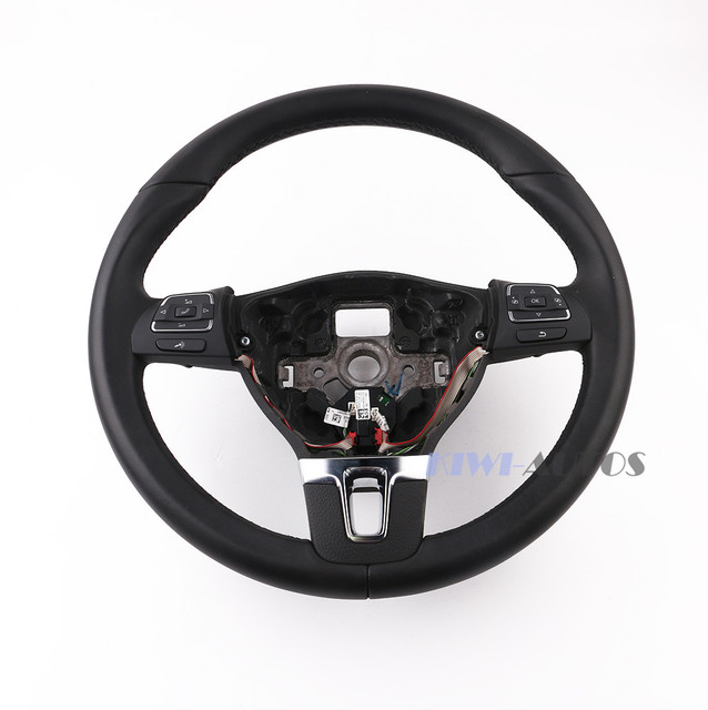 Multifunction Steering Wheel with Paddle for VW Golf MK6 EOS Jetta MK6 Tiguan CC 3C8 419 091 16D 419 091 A E74 1Q0 419 091