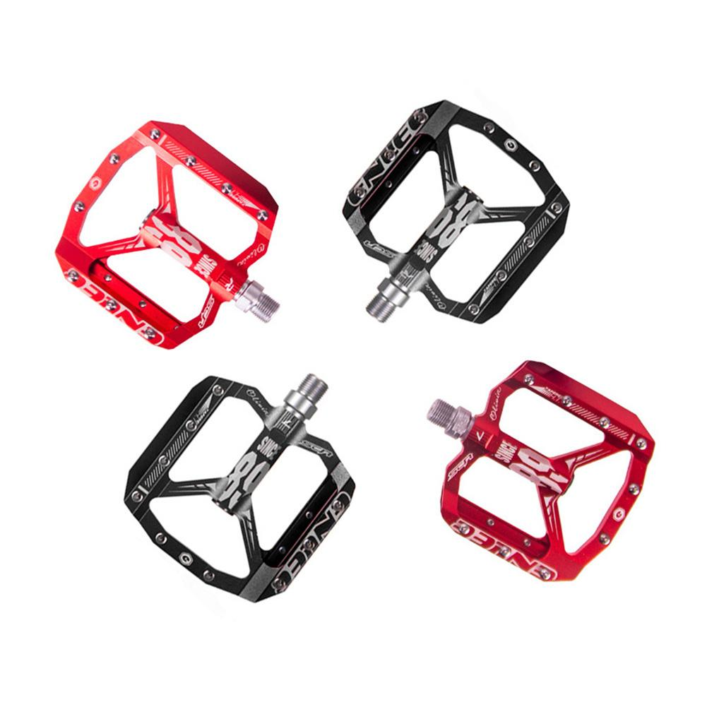 Image 2 - Enlee Bicycle Pedal Mountain Bike Bearing Pedal DH Off Road Vehicle Equipment Pedal S1-in Bicycle Pedal from Sports & Entertainment