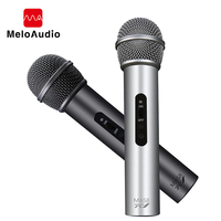 Digital Dynamic USB Microphone Portable Handheld Speaker Ultra Low Noise for iPhone iPad PC Mac Windows PC and Android