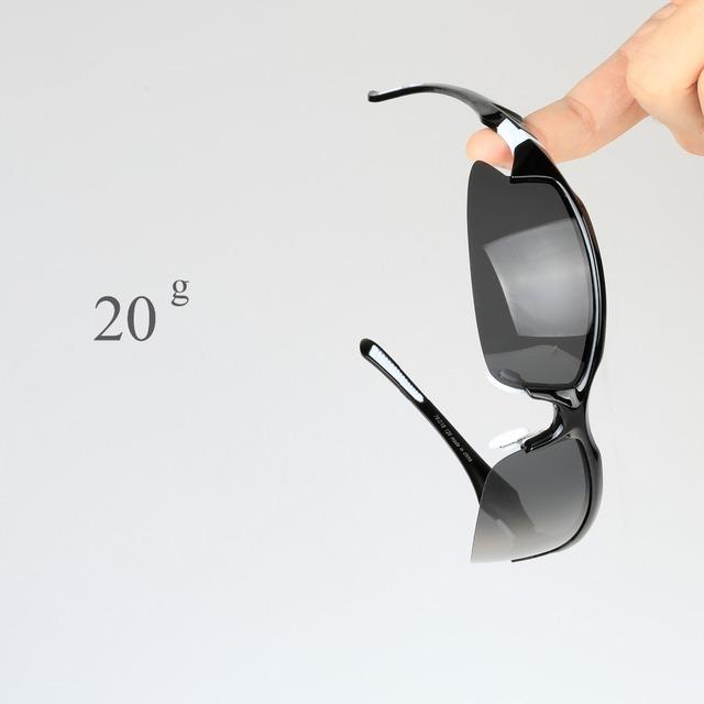 Gafas de ciclismo polarizadas profesionales para bicicleta gafas de sol para deportes al aire libre UV 400 4 colores