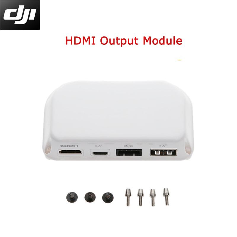 Prix pour DJI Phantom 3/4 Sortie HDMI Module pour Phantom 3 Professionnel Phantom 3 Avancée Phantom 4 À Distance DJI d'origine partie
