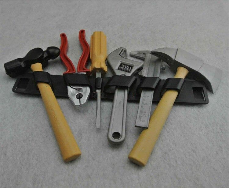 Kunststoff Gebäude Werkzeug Kits Set Baby Pretend Play Toys Jungen Builders Kinder Toys Werkzeug Diy Bau Geistigen Spezieller Kauf