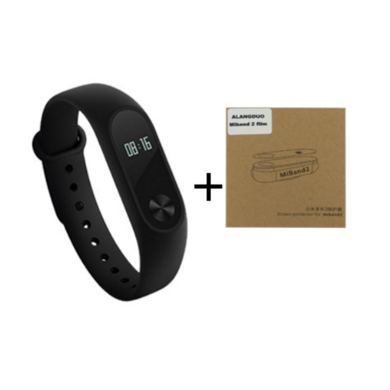 Original Xiaomi Mi Band 2 Smart Bracelet Wristband Miband 2 Sleep Tracker Androi