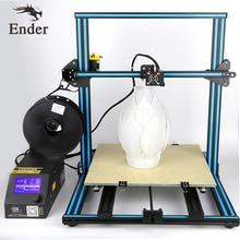 2017 оригинальные CR-10 3D-принтеры DIY Kit Большой размер печати 500*500*500 мм настольным принтером 3D N 200 г нити как подарок (creality 3D)