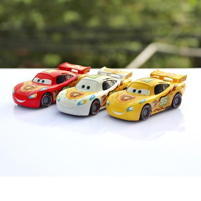 3 Warna Klasik No 95 Mcqueen Pixar Mobil Kartun Film Logam Diecast Mobil Mainan 1 55 Paduan Model Mobil Balap Mainan Car Model Toy Diecast Toysmetal Diecast Aliexpress