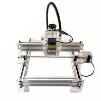 Height Adjustable DIY USB Mini Laser Engraving Machine 2017 500mw 2500mw 10w