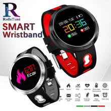 Men Smart Sports Watches IP68 Waterproof Fitness Tracker Wristband Heart Rate Blood Pressure Monitor Weather Forecast Smartwatch