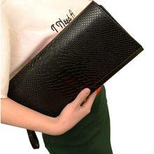 2017 hot wholesale fashion chain shoulder bag women's crocodile clutch handbag evening bags  A40-333