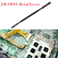 Universal JM-OP13 Anti-static metal pry disassemble rods opening mobile cell phone repairing tool for iphone samsung PC tablets