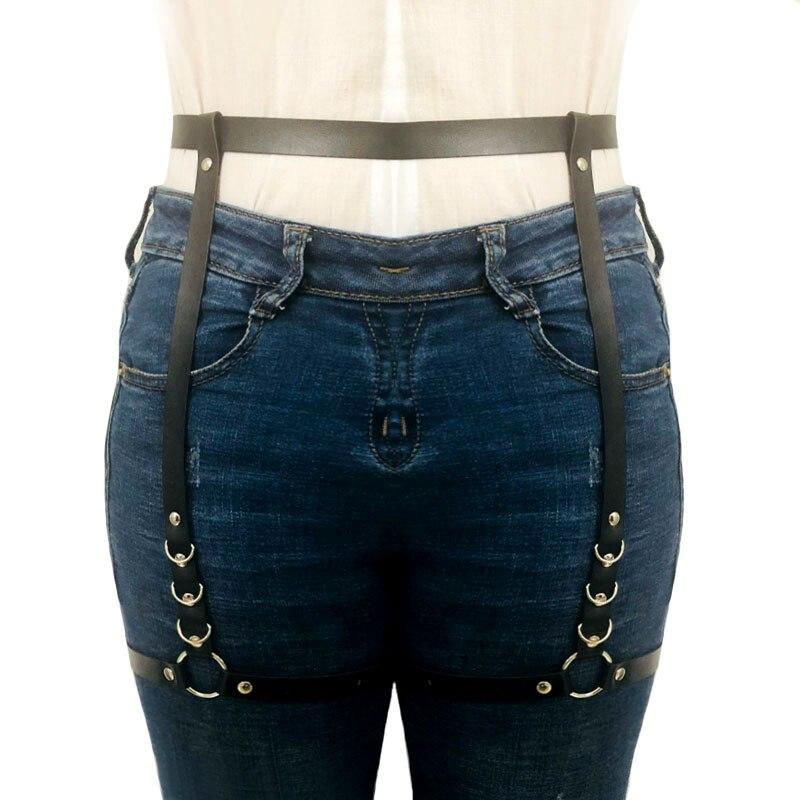2018 New Fashion Women Harness Body Belts Sexy Garters -4350