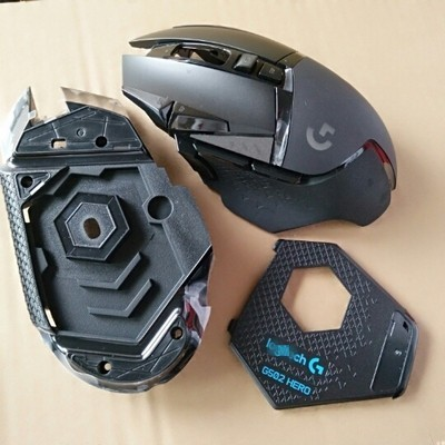 1 Set Original Mouse Shell Mouse Case For Logitech G502 Hero Edition Genuine Mouse Cover Housing Free Shipping