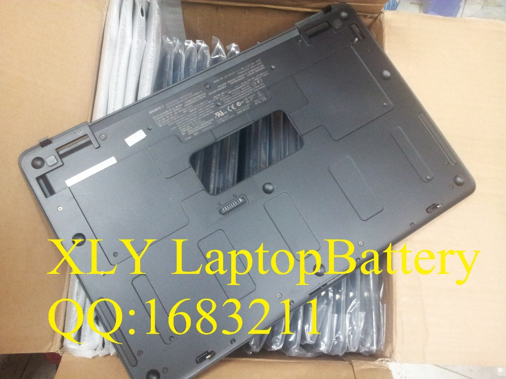 Original For Sony S Series (VPCSE) Vaio SVS15127PXB Extended VAIO  VGP-PRS25 VGP-BPSC29 original li-ion Battery 6cell sony reader pocket edition prs 300 киев