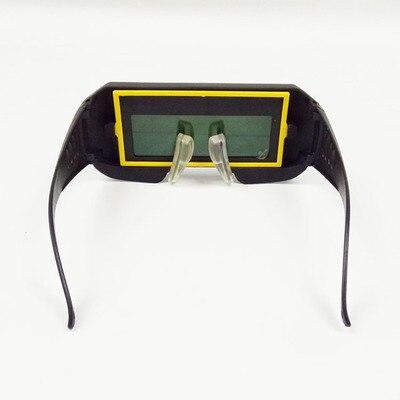 Новые Солнечные самозатемняющимися маски шлем Средства ухода для век, Очки на рабочем месте Детская безопасность защиты