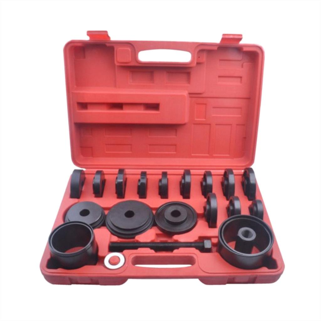 ФОТО Removal Adapter Puller Pulley Tool Kit FWD Front Wheel Drive Bearing