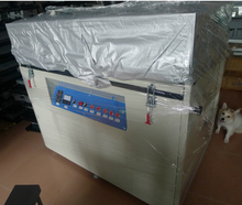 silk screen printing double surface exposure unit with uv