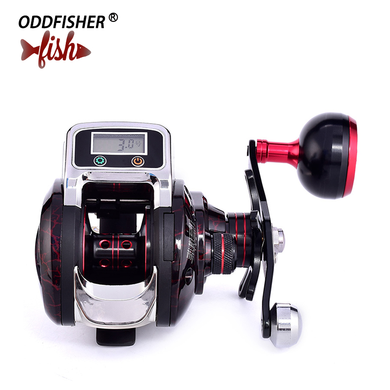 New Baitcasting Reel Fishing Line Counter Reel Fishing 14+1 BB Ball Bearing Bait Casting GT 6.3:1 One-way Clutch Fishing CoilsNew Baitcasting Reel Fishing Line Counter Reel Fishing 14+1 BB Ball Bearing Bait Casting GT 6.3:1 One-way Clutch Fishing Coils
