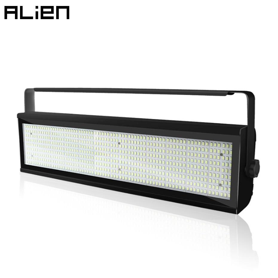 ALIEN LED DMX Strobe Light 324W White Flash Party DJ Disco Club Bar Holiday Wedding KTV