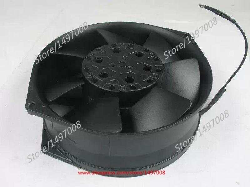 Emacro Bi-sonic 5E-230B AC 230V 46/44W, 170x150x55mm Server Square fan