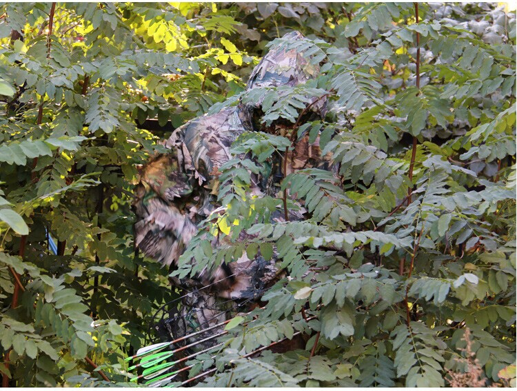 Hunting 3D camouflage clothing hunt clothes for sniper ghillie suit costume Jacket and Pants for bow hunt camping fishing winter outdoor sports camouflage clothing hunting clothes sniper tactical jacket ghillie suit hunting camping fishing
