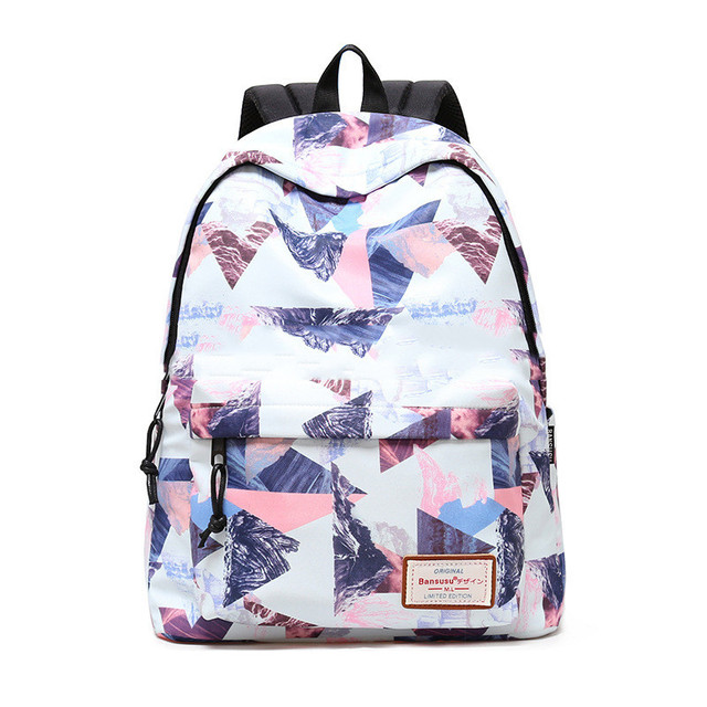 a338c0db5e43 Women Backpack For School Teenagers Girls Stylish Ladies Bag Backpack  Female Printing High Quality Rucksack Schoolbag