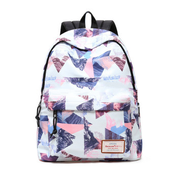 Women Backpack for School Teenagers Girls Stylish Ladies Bag Backpack Female Printing High Quality Rucksack Schoolbag
