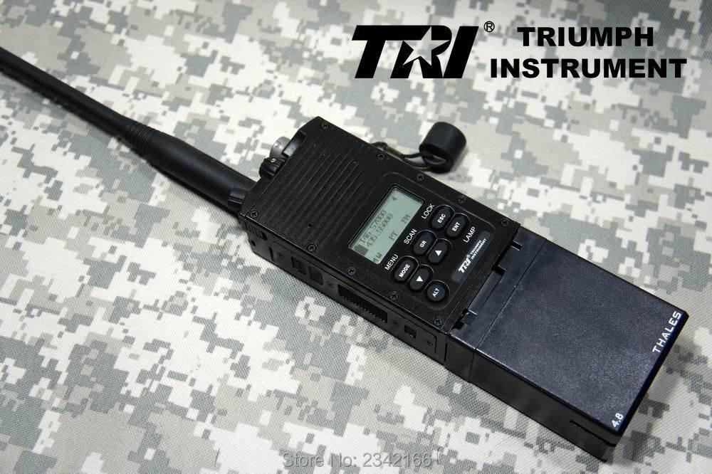 TRI AN PRC 148 UV MBITR Radio Military 6 Pin IPX 7
