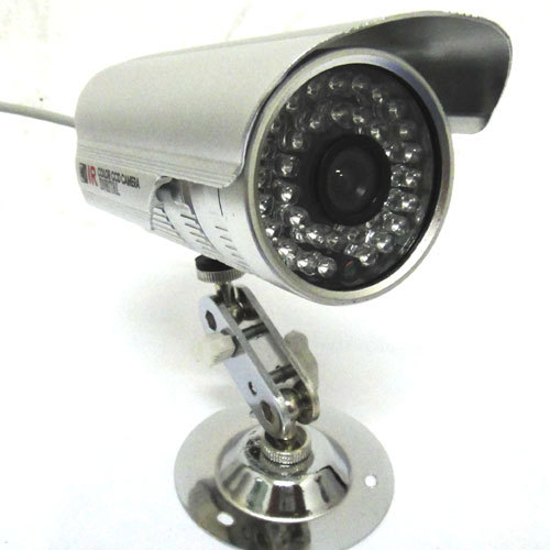 ФОТО 420TVL IR Color CCTV Outdoor Weatherproof 36IR LEDs Security Camera Day and Night