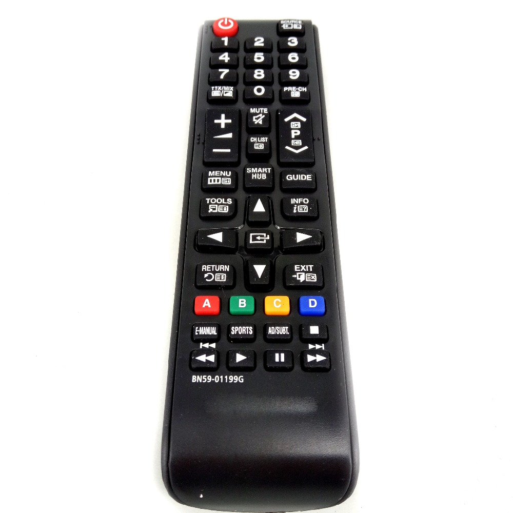 new remote control for samsung bn59 01199g bn5901199g replace the ue43ju6000 ue48j5200 tv. Black Bedroom Furniture Sets. Home Design Ideas