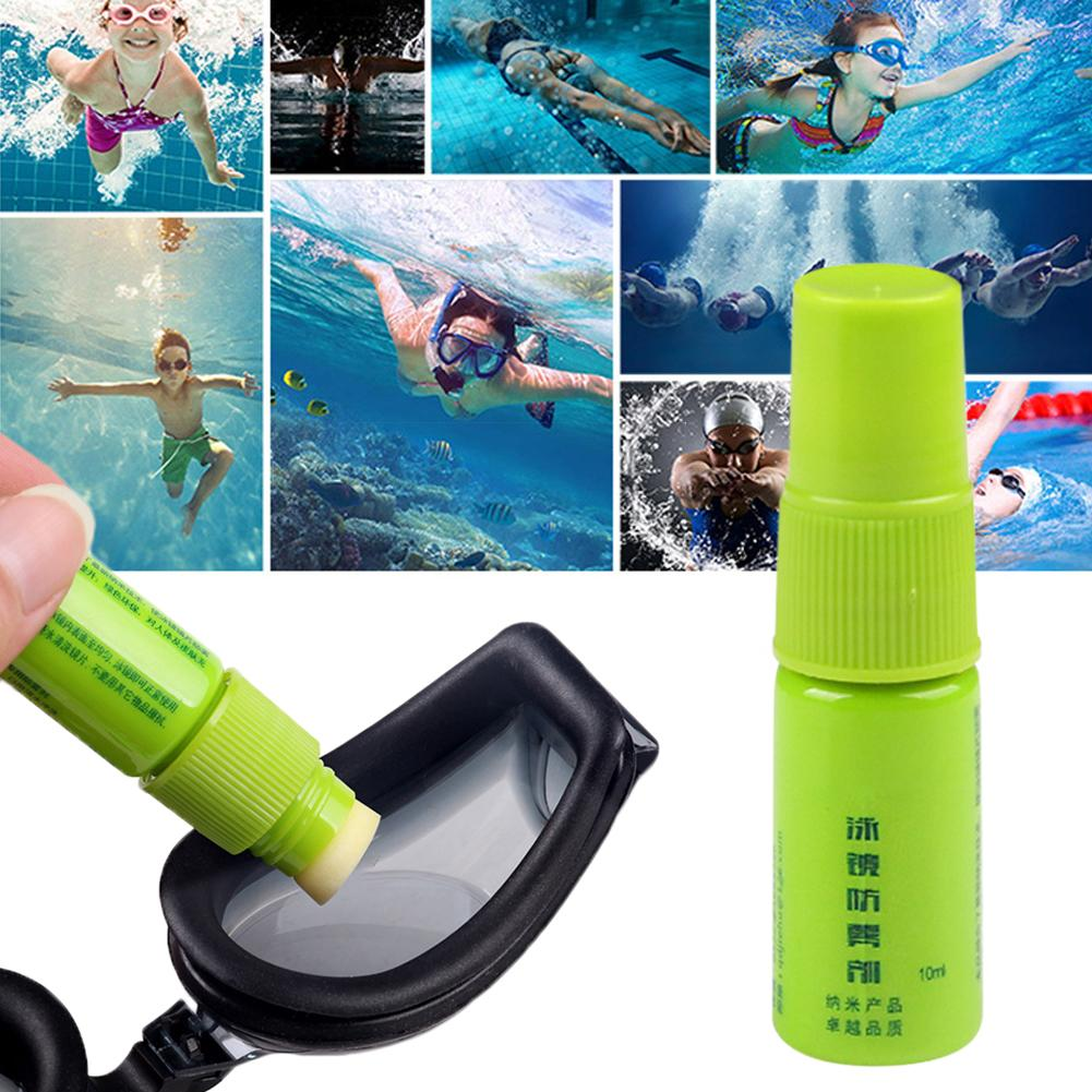 Anti Fog Spray For Swim Glasses Scuba Dive Mask Lens Cleaner Sports Glasses For Swimming Paintball And Diving Accessories