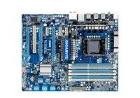 Gigabyte GA X58 USB3 original motherboard X58 motherboard X58 USB3 LGA 1366 DDR3 16GB Desktop motherborad