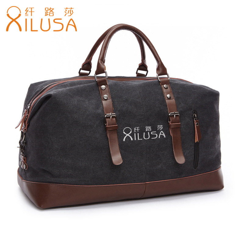 Xilusa Gym Bag Large Capacity Outdoor Sports Bag For Men PU Tote Duffel Bag Multifunction Travel Sports Gym Fitness Bag temena large capacity outdoor sports bag for men new brand pu tote duffel bag multifunction travel sports gym fitness bag ac12