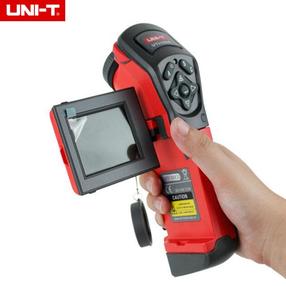 UNI-T UTi160A Infrared Thermal Imaging Meter Thermal Imaging Camera reiner salzer infrared and raman spectroscopic imaging