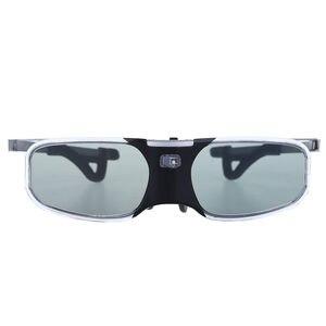 Image 3 - Boblov RX 30 3d dlp link 96 144 hz 액티브 셔터 안경 8 m dlp 링크 프로젝터 용 충전식