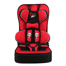 Portable child safety seat Baby belt car cushion From 0 to 12 years old