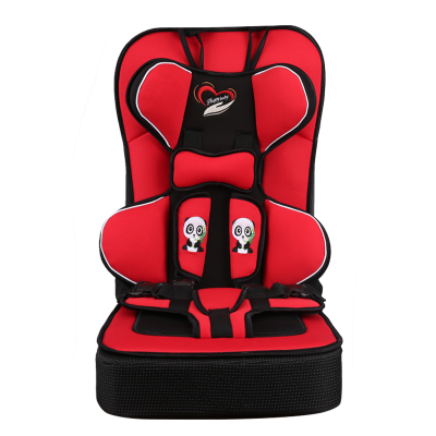 Portable child safety seat Baby seat belt Baby car seat cushion From 0 to 12 years old europen ece child car safety seats high quality isofix baby car seat for 9 months 12 years old children boys girls