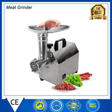 Multi-function Meat Mincer 140W Electric Meat Grinder Stainless Steel Body Silver Vegetable Chopper Sausage Making Kitchen Tools стоимость