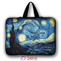 Van Gogh Notebook Bag Smart Cover For ipad MacBook Laptop Sleeve Case 10'' 13'' 15'' 17'' Laptop Bag LB-24818